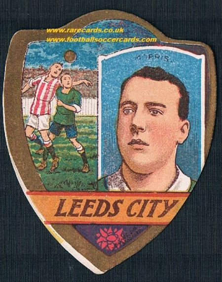 1912 Leeds City Brighton Coventry Morris Baines